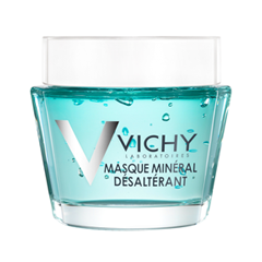 Маска Vichy Quenching Mineral Mask (Объем 75 мл) маска matis clay mask balancing and purifying mask объем 50 мл