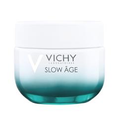 Антивозрастной уход Vichy Slow Âge Cream SPF30 (Объем 50 мл) vichy мама и малыш vichy кс 17 ideal soleil увлажняющий спрей вуаль spf 50 200 мл и спрей для детей spf 50 200 мл