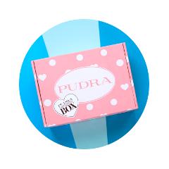 Макияж Pudra Pudra Discovery Box – 3 выпуск