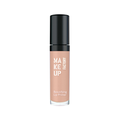 База под помаду Make Up Factory Beautifying Lip Primer (Цвет 04 Creamy Rose variant_hex_name D6B6A4) фотоальбом sky works 130717cd 001 200 4d
