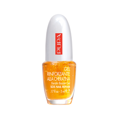 Уход за ногтями Pupa Keratin Booster Gel (Объем 5 мл Вес 20.00) pupa levasmalto per unghie объем 120 мл