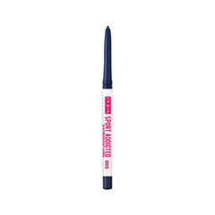 Карандаш для глаз Pupa Sport Addicted Waterproof Liner 003 (Цвет 003 Energy Blue variant_hex_name 42537F Вес 20.00) energy