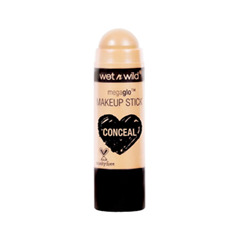 Консилер Wet n Wild MegaGlo Makeup Stick Concealer E809 (Цвет E809 You`re a Natural variant_hex_name F2C99E) miracool neck bandana re usable 100 s of times keeps you cool red 2 pack