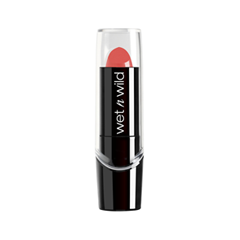 Помада Wet n Wild Silk Finish Lipstick E515D (Цвет E515D What`s Up Doc variant_hex_name D85450) помада wet n wild silk finish lipstick e522a цвет e522a dark wine variant hex name 774f5a