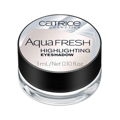 Тени для век Catrice Aqua Fresh Highlighting Eyeshadow 010 (Цвет 010 Water Lights variant_hex_name E6DDD5) клей для ресниц catrice lash glue 010 цвет 010 прозрачный variant hex name ffffff