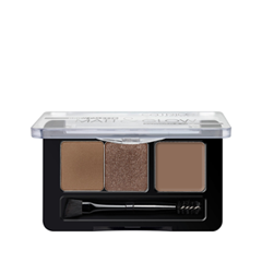 Для бровей Catrice Brow Palette Matt & Glow 010 (Цвет 010 Now Flash Lights  variant_hex_name 8E6D59) недорого