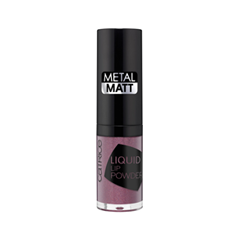 Liquid Lip Powder Metal Matt 050 (Цвет 050 Let's Mauve To San Francisco  variant_hex_name 8F586D)