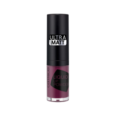 Liquid Lip Powder - Ultra Matt 120 (Цвет 120 Will You Berry Me? variant_hex_name 571A36)