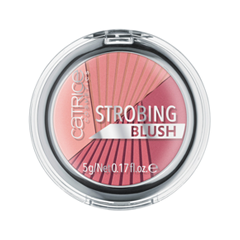 Румяна Catrice Strobing Blush 020 (Цвет 020 Mrs. Rosalie Berry variant_hex_name E59195) база под макияж isadora strobing fluid highlighter 81