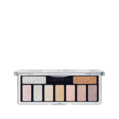 Для глаз Catrice The Ultimate Chrome Collection Eyeshadow Palette для глаз catrice the modern matt collection eyeshadow palette 010 цвет 010 the must have matts variant hex name b19f9b