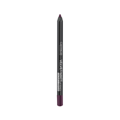 Velvet Matt Lip Pencil Colour & Contour 100 (Цвет 100 Tasty Aubergine variant_hex_name 5D3C50)