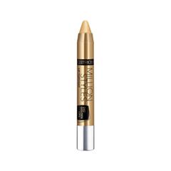 Верхнее покрытие Million Styles Lip Topcoat 040 (Цвет 040 Golden Lips variant_hex_name E4C389)