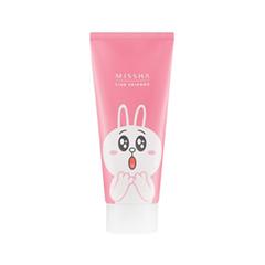 Пенка Missha Flower Bouquet Cherry Blossom Cleansing Foam. Line Friends Edition (Объем 150 мл) пенка the face shop green tea phyto powder cleansing foam объем 170 мл