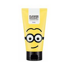 Пенка Missha Flower Bouquet Iris Cleansing Foam. Minions Edition (Объем 120 мл) пенка the face shop green tea phyto powder cleansing foam объем 170 мл