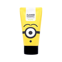 Пенка Missha Flower Bouquet Maylily Cleansing Foam. Minions Edition (Объем 120 мл) missha micro bubble foam cleanser mild объем 250 мл