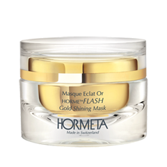 Маска Hormeta Masque Eclat Or (Объем 50 мл) hormeta увлажняющая омолаживающая сыворотка hormeta restructuring anti wrinkles serum 8 13680 30 мл