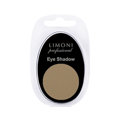 Тени для век Limoni Eye Shadow 111 Запасной блок (Цвет 111 variant_hex_name A49274) тени для век limoni eye shadow 204 запасной блок цвет 204 variant hex name ecead4