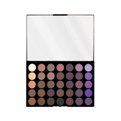 Для глаз Makeup Revolution Pro HD Palette Matte Amplified 35 Dynamic (Цвет Dynamic variant_hex_name 816DAA) serene innovations hd 60 high definition amplified phone