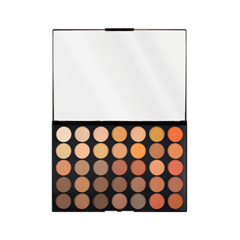 Для глаз Makeup Revolution Pro HD Palette Matte Amplified 35 Inspiration (Цвет Inspiration variant_hex_name DB9C73) serene innovations hd 60 high definition amplified phone