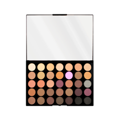 Для глаз Makeup Revolution Pro HD Palette Matte Amplified 35 Neutrals Cool (Цвет Neutrals Cool variant_hex_name E8BC7F) serene innovations hd 60 high definition amplified phone