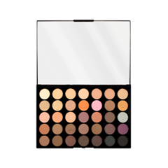 Для глаз Makeup Revolution Pro HD Palette Matte Amplified 35 Neutrals Warm (Цвет Neutrals Warm variant_hex_name DB8C6B) serene innovations hd 60 high definition amplified phone
