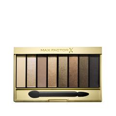 Тени для век Max Factor Masterpiece Nude Palette 02 (Цвет 02 Golden Nudes variant_hex_name A1886A Вес 50.00) max factor masterpiece max high volume