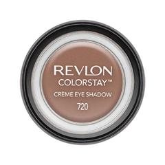 Тени для век Revlon ColorStay™ Crème Eye Shadow 720 (Цвет 720 Chocolate variant_hex_name 936857) mac complete comfort crème глубокоувлажняющий крем complete comfort crème глубокоувлажняющий крем