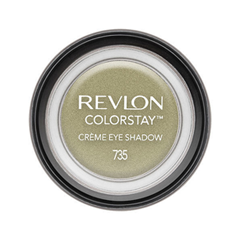 Тени для век Revlon ColorStay™ Crème Eye Shadow 735 (Цвет 735 Pistachio variant_hex_name A39B76) шагомер 31 век ygh 735