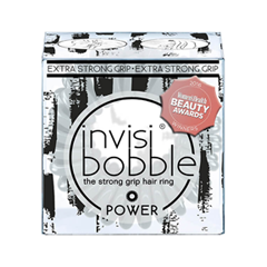 Резинки invisibobble Резинка-браслет для волос Power Smokey Eye (Цвет Smokey Eye variant_hex_name F1F1F3)