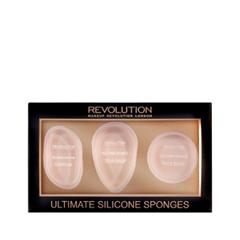 Спонжи и аппликаторы Makeup Revolution Набор Ultimate Silicone Sponge Set спонжи и аппликаторы makeup revolution набор ultimate silicone sponge set