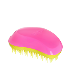 Расчески и щетки Tangle Teezer The Original Pink Rebel (Цвет Pink Rebel variant_hex_name FA65B9) фаллоимитатор platinum silicone the original pink