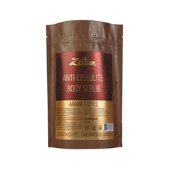 Скрабы и пилинги Zeitun Anti-Cellulite Body Scrub (Объем 200 г) скраб anariti body scrub 250 г