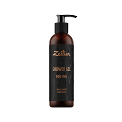 Гель для душа Zeitun Black Juniper Cedarwood Shower Gel (Объем 300 мл)