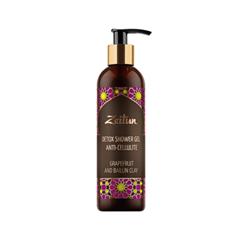 Гель для душа Zeitun Detox Shower Gel Anti-Cellulite (Объем 250 мл) крем sea of spa anti cellulite cream 250 мл