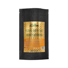 Соль для ванны Zeitun Honey Verbena Floral Bath Salt (Объем 500 г) соль для ванн малавит флора берёза 500 г