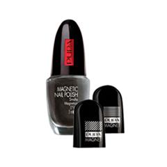 Набор для маникюра Pupa Magnetic Nail Art Kit (Цвет 31 Мокрый асфальт variant_hex_name 5E5D5B)
