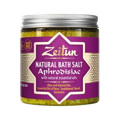 Aphrodisiac Natural Bath Salt (Объем 250 мл)