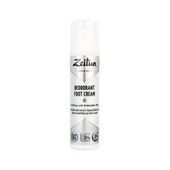 Дезодорант для ног Zeitun Deodorant Foot Cream (Объем 10 мл) кремы markell pt крем парафин для ног персик 100 мл