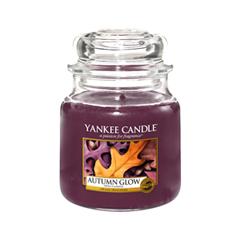 Ароматическая свеча Yankee Candle Autumn Glow Jar Candle (Объем 411 г)