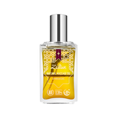 Plaisirs Secrets Massage Oil Vanilla, 59мл Массажное масло Ваниль