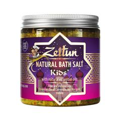 Kids Natural Bath Salt (Объем 250 мл)