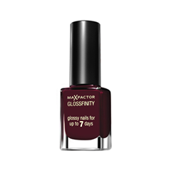 Лак для ногтей Max Factor Glossfinity (Цвет №185 Ruby Fruit variant_hex_name 592C35 Вес 10.00) блеск для губ colour elixir тон 45 max factor цвет lux berry