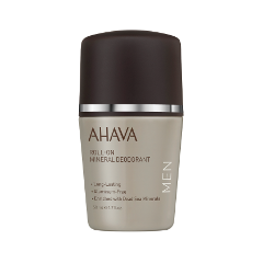 Дезодорант Ahava Time To Energize Roll-On Mineral Deodorant (Объем 50 мл) ahava time to energize крем для бритья без пены time to energize крем для бритья без пены