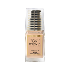 Тональная основа Max Factor Healthy Skin Harmony Miracle Foundation 40 (Цвет 40 Light Ivory variant_hex_name e5b996) тональные кремы max factor max factor тональная основа healthy skin harmony miracle foundation ж товар тон 50 natural