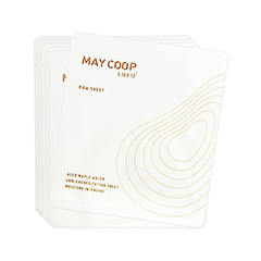 Тканевая маска May Coop Raw Sheet Mask (Объем 25 г)  мл