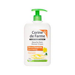 Гель для душа Corine de Farme Douche soin Monoi Nourrissante (Объем 750 мл) гели fa гель для душа белый чай и бамбук 750 мл