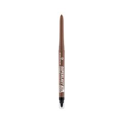 Помада для бровей essence Superlast 24h Eye Brow Pomade Pencil Waterproof 20 (Цвет 20 Brown variant_hex_name 937567) помада для бровей brow pomade серо коричневый lucas cosmetics