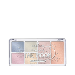 Для глаз essence Eye & Face Palette 03 (Цвет 03 Be Kissed by The Moon variant_hex_name EDBAA8) для глаз catrice the modern matt collection eyeshadow palette 010 цвет 010 the must have matts variant hex name b19f9b