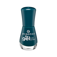 Лак для ногтей essence The Gel Nail Polish 105 (Цвет 105 Lagoona Beach variant_hex_name 004150) лак для ногтей essence the gel nail polish 81 цвет 81 so what variant hex name c1b7c5