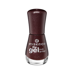 Лак для ногтей essence The Gel Nail Polish 109 (Цвет 109 Glitter Choc variant_hex_name 32171C) лак для ногтей essence the gel nail polish 81 цвет 81 so what variant hex name c1b7c5